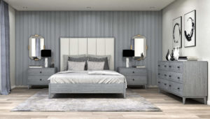 Bedroom CGI 3D Rendering Set